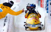 FIBT Bob & Skeleton World Cup Lake Placid 2014